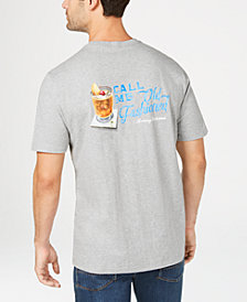 Tommy Bahama Men's Call Me Old Fashioned Graphic T-Shirt