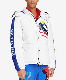 Polo Ralph Lauren Downhill Skier Men's Water-Repellent Down Jacket
