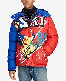Polo Ralph Lauren Downhill Skier Men's Hawthrone Jacket
