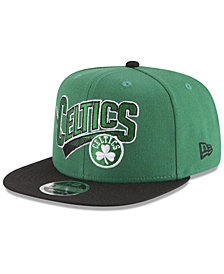 New Era Boston Celtics Retro Tail 9FIFTY Snapback Cap