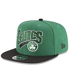 New Era Boston Celtics Retro Tail 9FIFTY Snapback Cap