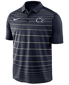 Nike Men's Penn State Nittany Lions Striped Polo
