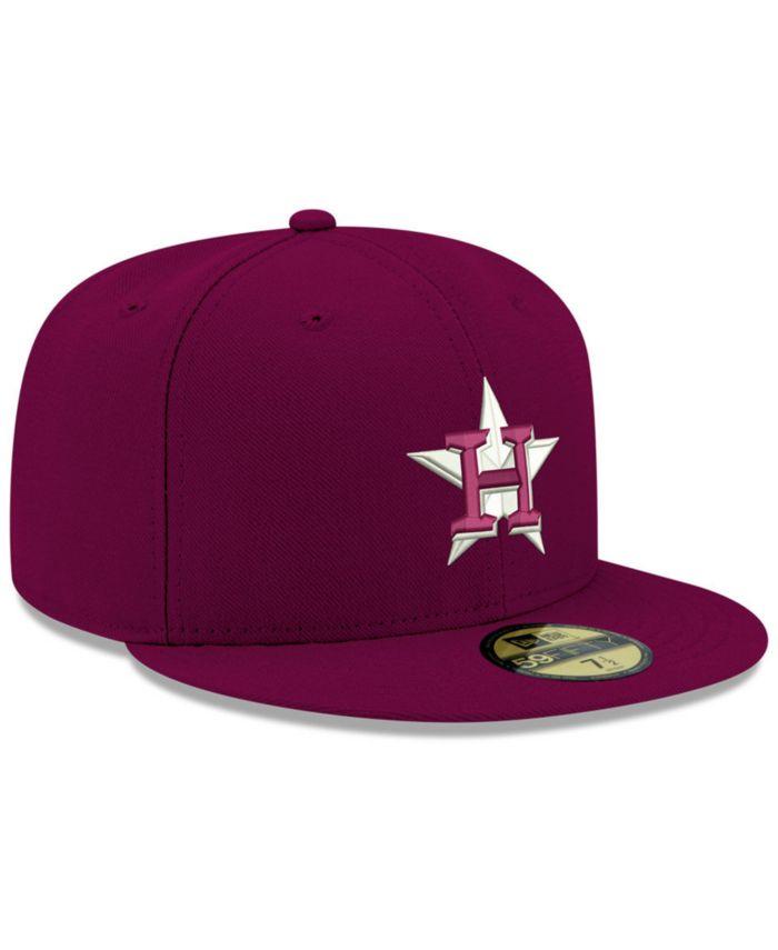 New Era Houston Astros Re-Dub 59FIFTY Fitted Cap & Reviews - Sports Fan Shop By Lids - Men - Macy's