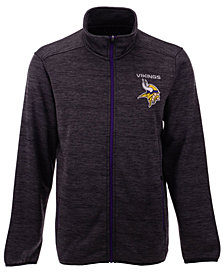 G-III Sports Men's Minnesota Vikings High Jump Jacket