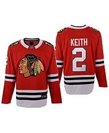 Fanatics Men's Duncan Keith Chicago Blackhawks Breakaway Player Jersey