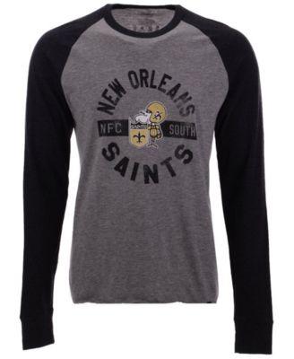 retro new orleans saints t shirt