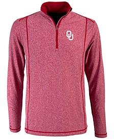 Men's Oklahoma Sooners Tempo Quarter-Zip Pullover