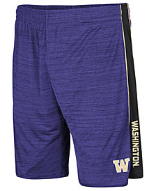 Colosseum Men's Washington Huskies The Grounder Shorts