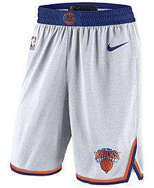 Nike Men's New York Knicks Association Swingman Shorts