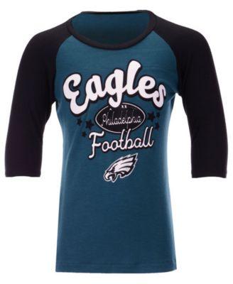 girls eagles shirt