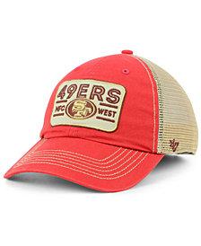 '47 Brand San Francisco 49ers Sallana Mesh CLEAN UP Cap