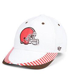 '47 Brand Cleveland Browns Tantrum Contender Flex Cap