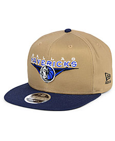 New Era Dallas Mavericks Jack Knife 9FIFTY Snapback Cap