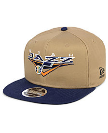 New Era Utah Jazz Jack Knife 9FIFTY Snapback Cap