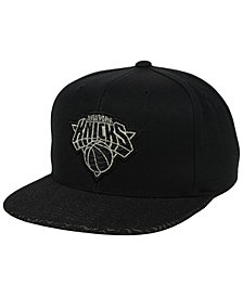 Mitchell & Ness New York Knicks 3M Mesh Snapback Cap