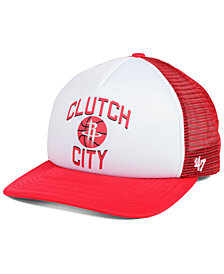 '47 Brand Houston Rockets Region Mesh MVP Cap