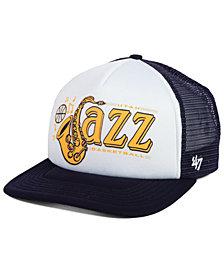 '47 Brand Utah Jazz Region Mesh MVP Cap