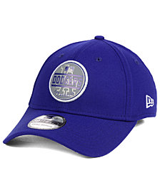 New Era Los Angeles Dodgers Circle Reflect 39THIRTY Stretch Fitted Cap