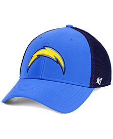 '47 Brand Los Angeles Chargers Comfort Contender Flex Cap