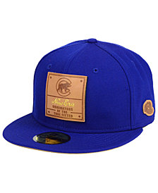 New Era Chicago Cubs Vintage Team Color 59FIFTY Fitted Cap