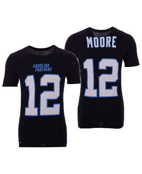 huge selection of 7ed5f f3ac2 Nike Men's D.J. Moore Carolina Panthers Pride Name and ...