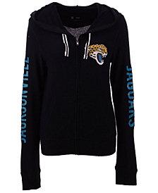 5th & Ocean Women's Jacksonville Jaguars Hooded Sweatshirt