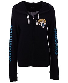 5th & Ocean Women's Jacksonville Jaguars Hooded Sweatshirt