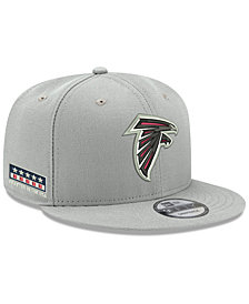 New Era Atlanta Falcons Crafted in the USA 9FIFTY Snapback Cap
