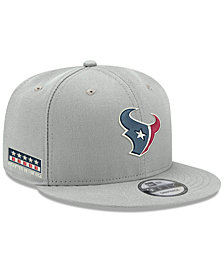 New Era Houston Texans Crafted in the USA 9FIFTY Snapback Cap