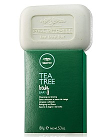 Tea Tree Body Bar, 5.3-oz., from PUREBEAUTY Salon & Spa