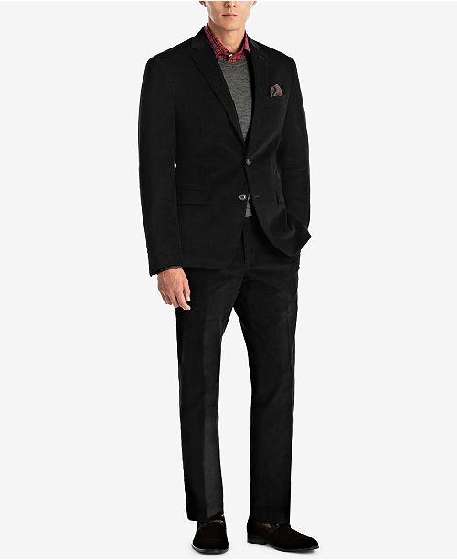 75d8f5c2568 ... Lauren Ralph Lauren Men s Classic-Fit Stretch Corduroy Dress Pants ...