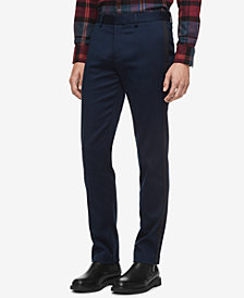 Calvin Klein Men's Stretch Twill Trousers