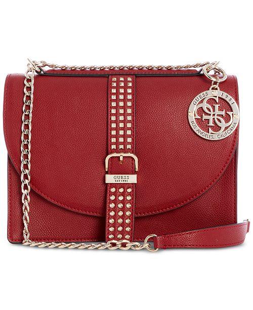 450cd57750b5 GUESS Eileen Crossbody   Reviews - Handbags   Accessories ...