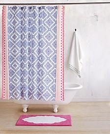 Mitta Shower Curtain