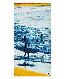 Hang Ten Trio Surfers Beach Towel