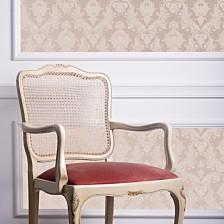 Tempaper Textured Damsel Self-Adhesive Wallpaper