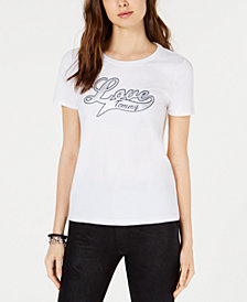 Tommy Hilfiger Love T-Shirt, Created for Macy's