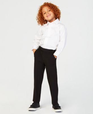 Little Boys Infinite Stretch Suit Pants