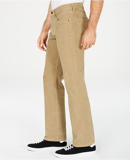 e04749b9 Levi's Men's 514 Straight-Leg Corduroy Pants & Reviews - Jeans - Men ...