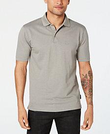 A|X Armani Exchange Men's Slim-Fit Striped Polo
