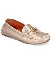 3e3c46bebd5 Coach Loafers  Shop Coach Loafers - Macy s