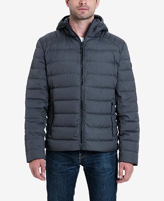 65b51ef22 Michael Kors Michael Kors Men's Down Packable Puffer Jacket, Created for  Macy's & Reviews - Coats & Jackets - Men - Macy's