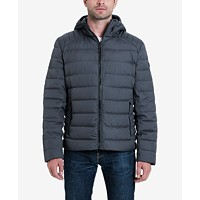 Deals on Michael Kors Mens Down Packable Puffer Jacket