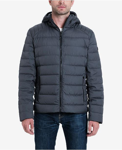 20ec63c3b59 Michael Kors Men's Down Packable Puffer Jacket, Created for Macy's