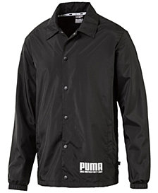 Puma Men's Coach's Jacket