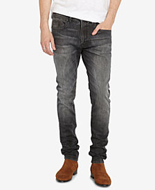Buffalo David Bitton Men's MAX-X Black Skinny Jeans