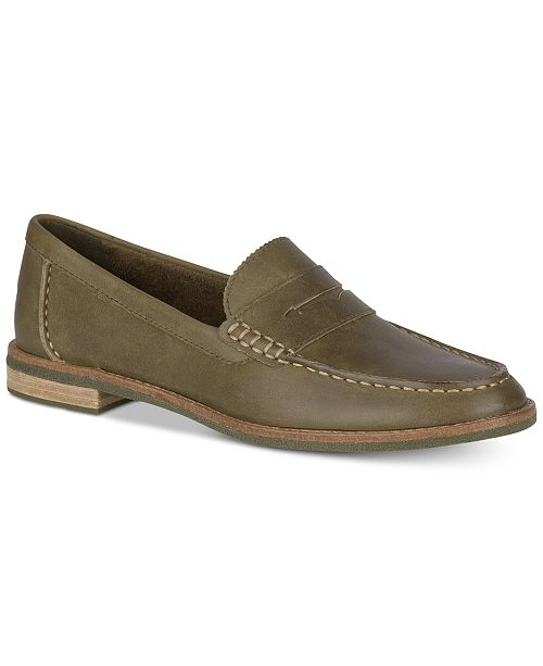1fb2f793a416d6 Sperry Women s Seaport Penny Memory Foam Loafers   Reviews - Flats ...