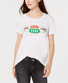 Love Tribe Juniors' Central Perk Graphic T-Shirt