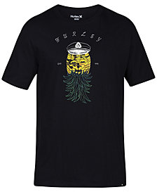 Hurley Men's Tropicaptain Graphic Shirt, Created for Macy's