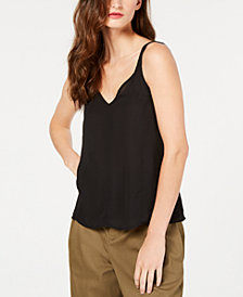 RACHEL Rachel Roy Lace-Trim Camisole, Created for Macy's